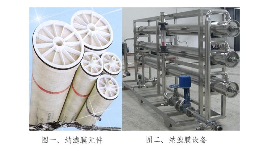 纳滤膜设备及原件