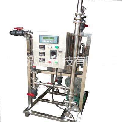 小、中型膜过滤试验设备