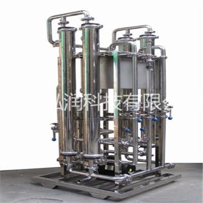 醇提液除杂、浓缩膜过滤设备