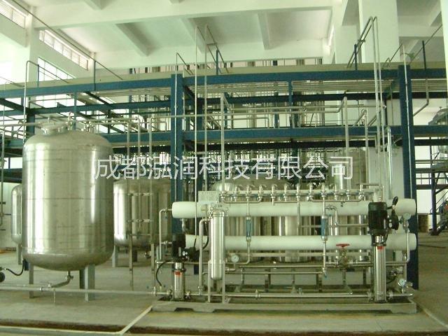 膜分离技术在炼金行业中的流程
