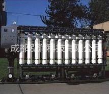 超滤膜设备和传统水处理技术的结合