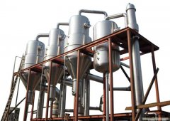 降膜浓缩蒸发分离器原理是怎样的