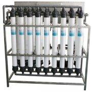 超滤膜出水符合饮用水标准吗