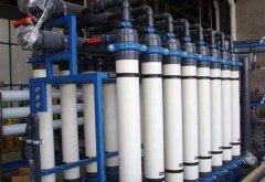 超滤膜能滤除水里哪些物质